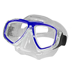 Aqua Speed Taucherbrille mit Sehstärke