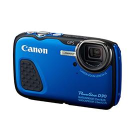 Canon PowerShot D30 Unterwasserkamera