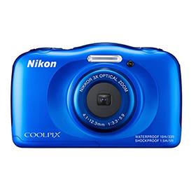 Nikon Coolpix S33 Unterwasserkamera