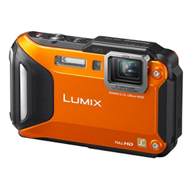 Panasonic LUMIX DMC-FT5EG9-D Unterwasserkamera
