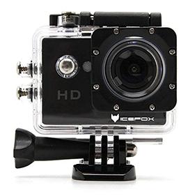 icefox® Action Unterwasserkamera